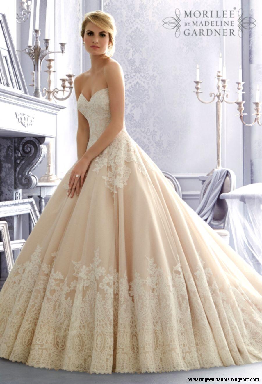 Top 5 Wedding Dresses for a Winter Wonderland Wedding  Fantasy