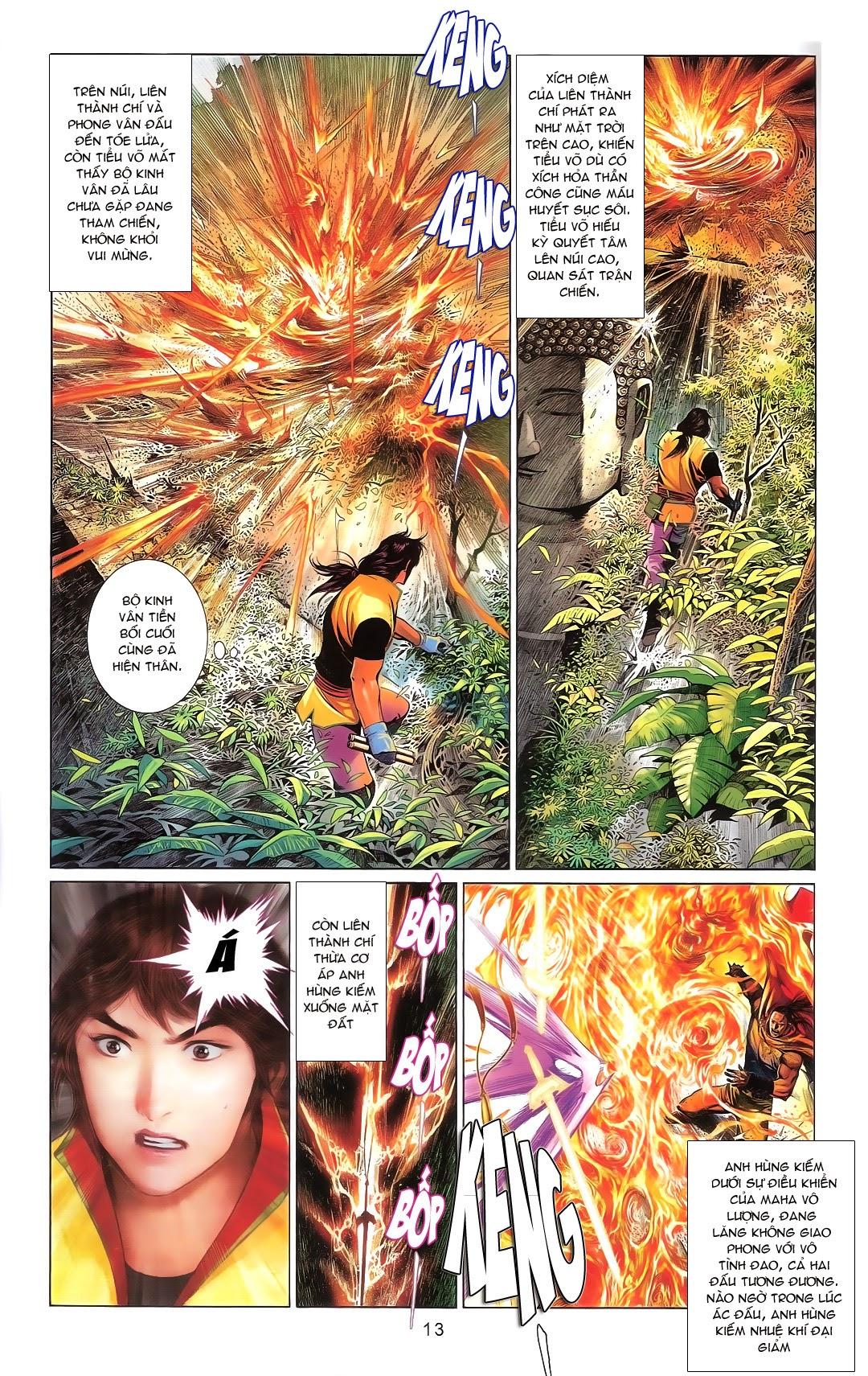 Phong Vân Chap 668 - Trang 9