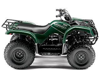 2013 Yamaha Grizzly 125 Automatic ATV pictures 4
