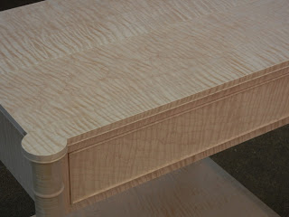 curly maple furniture tiger maple