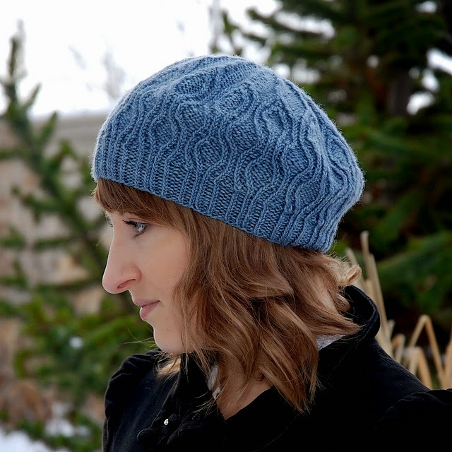 Cat Conference hat pattern by Katya Frankel