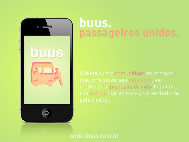 Buus: aplicativo ajuda usuários a não pegar ônibus lotado
