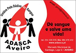 Associação de Dadores de Sangue do Concelho de Aveiro | ADASCA