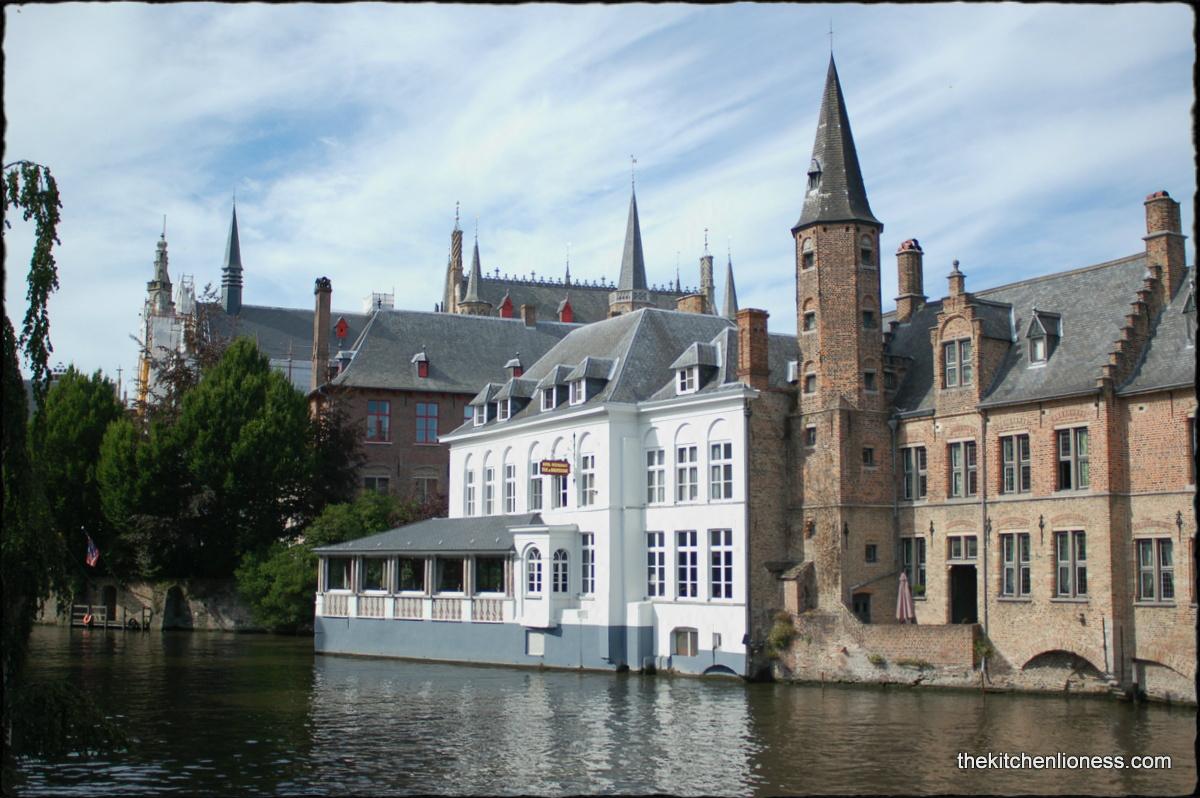 The Kitchen Lioness A Visit To Bruges Belgium Part I