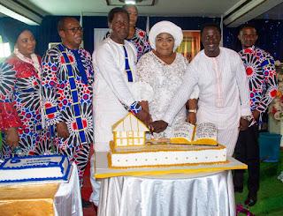 GLORIOUS!!! Christ Restoration Bible Church International Celebrates 10th Anniversary In Grand Style '(photos)