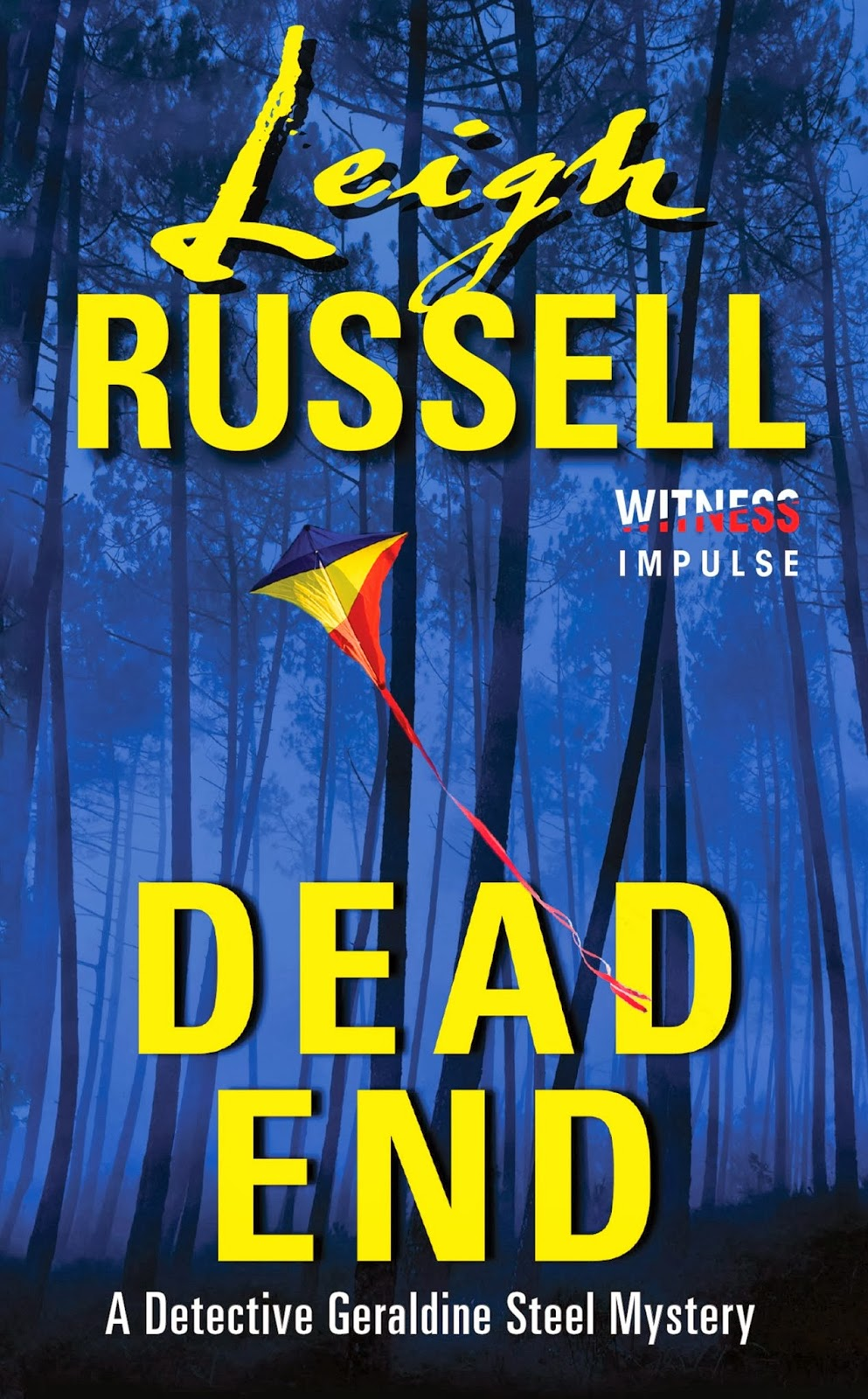 Dead End by Leigh Russell – Tour + Giveaway