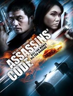 Assassins' Code -(thriller)