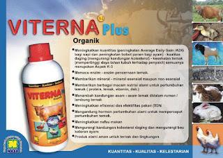 Viterena Plus Vitamin ternak dan ikan