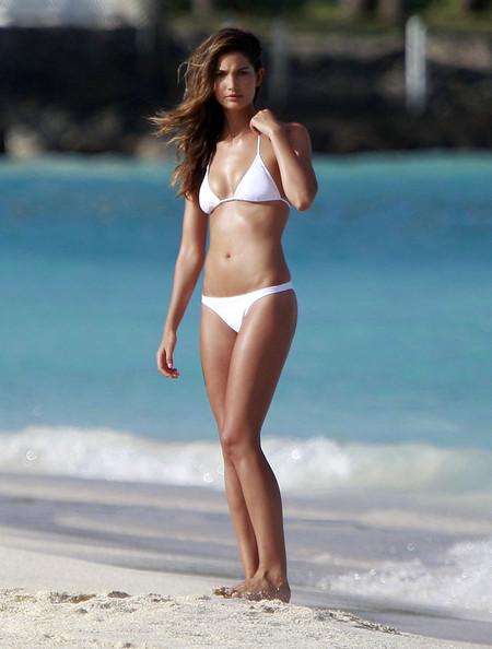 Beautiful American Female Model Lily Aldridge