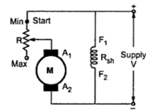 Armature Voltage Control Method Or Rheostatic Control Of Dc Motor Electrical Live