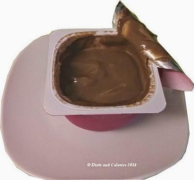 Danone Shape Chocolate Hazelnut dessert pot