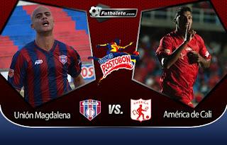 Unión Magdalena vs América de Cali – Final Torneo Postobon
