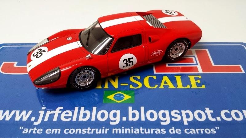Porsche 904 - Monogran