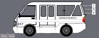Trayek dan Info Angkot 017 di Tasikmalaya | Kisatasik