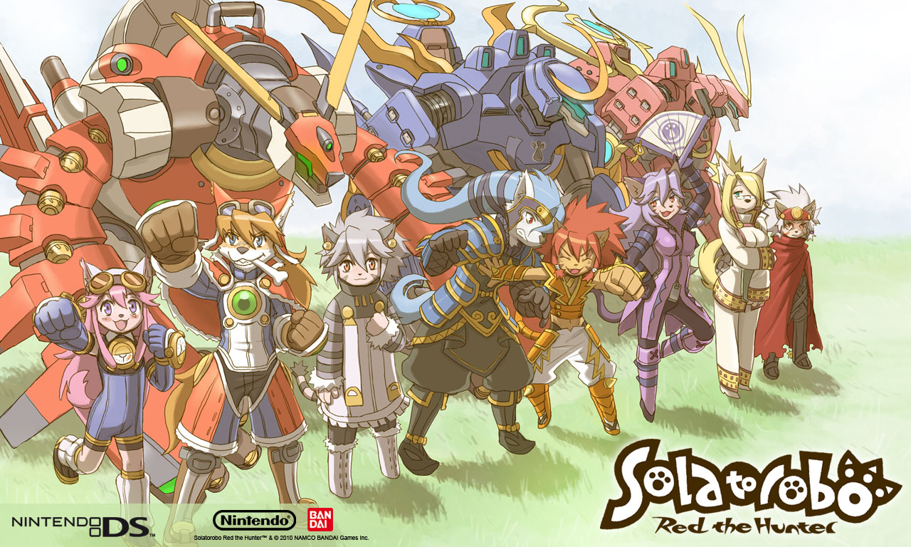 SolatoRobo [NDS] Solatorobo-wallpaper-fond-ecran