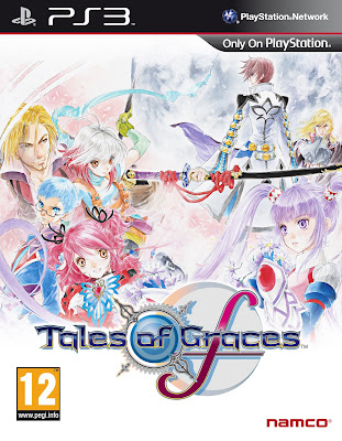 Tales Of Graces F PS3 Cover Art - We Know Gamers