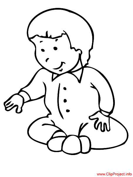 Baby Cartoon Coloring Pages - Cartoon Coloring Pages