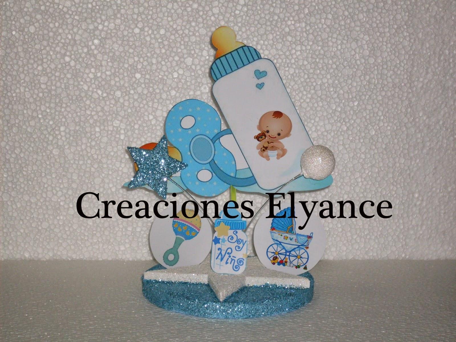 Creaciones Elyance Baby Shower