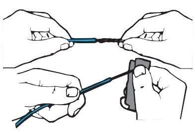 Apprendre l 39 lectronique comment souder un fil de cuivre - Apprendre a souder ...