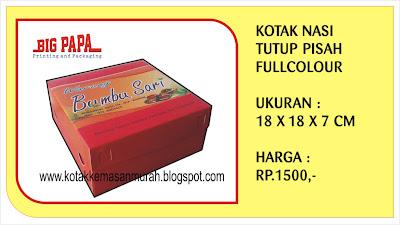 kotak nasi murah
