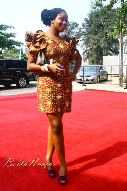 Afrostyle Ankara Shift Dress Arise Magazine Fashion Week