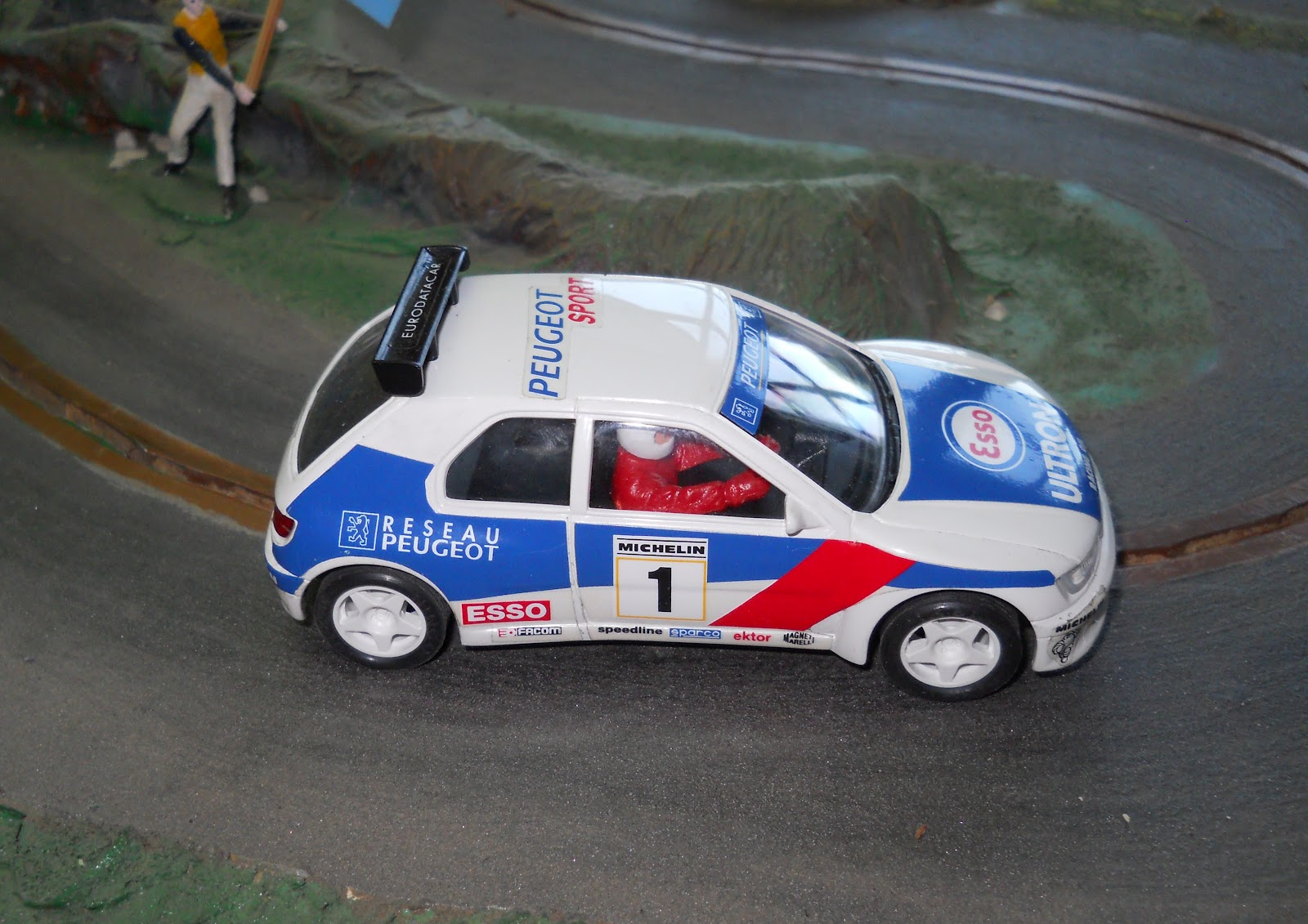 Peugeot slot 306 casino portal online shop from the worlds largest selection and best deals for peugeot slot cars shop with this ninco 50122 132 slot car is a model the peugeot 306 wrc car fandeluxe Images