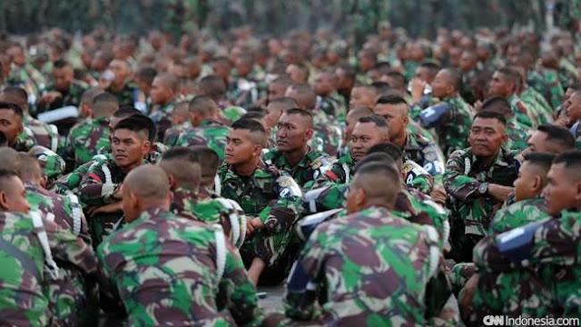 300 Personel TNI-Polisi Dikerahkan ke Aceh Singkil