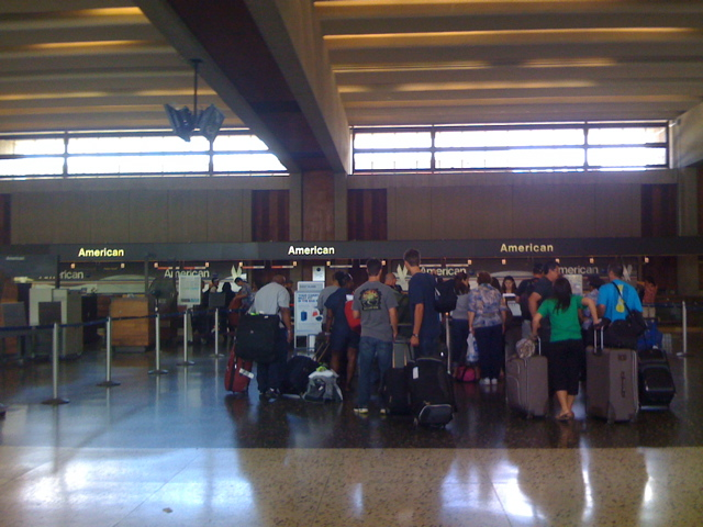 The Hopeful Traveler Honolulu International Airport Today