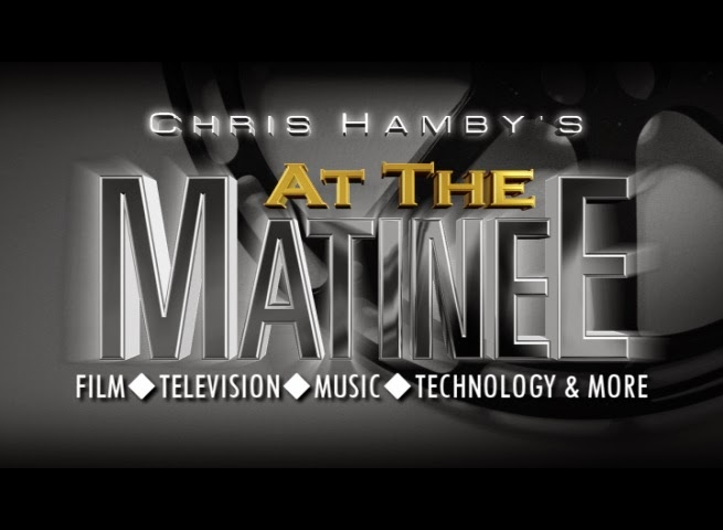 "Chris Hamby Presents ""At The Matinee"""