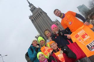 Nike Run Club Warsaw