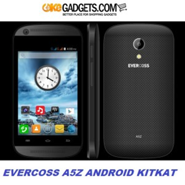 Harga HP Evercoss A5Z dan Spesifikasi, Ponsel Kitkat Murah 500 Ribu Agustus 2015