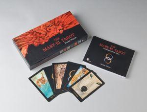 Mary El Tarot Marie White Schiffer Book มารีเอล แมรี่เอลทาโรต์ ไพ่ทาโรต์ ไพ่ยิปซี สวยๆ อาร์ต ศิลป์ สีน้ำมัน จิตวิญญาณ Alchemy Soul Card Tarot Oracle ไพ่ทาโร่ ไพ่ทาโรห์ ไพ่ทาโรท์ สีน้ำมัน Spiritual Art