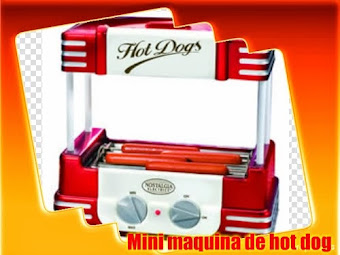 MINI MAQUINA DE HOT DOG