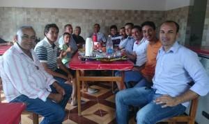 Zé da Emater recebe mais um apoio e reforça grupo político rumo 2016