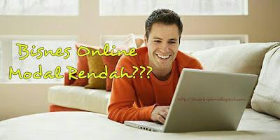 bisnes online dari rumah