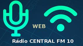 Rádio Central FM 10