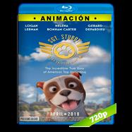 Stubby, un héroe muy especial (2018) BRRip 720p Audio Dual Latino-Ingles