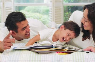 7 tip menajdi ibu bapa yang efektif