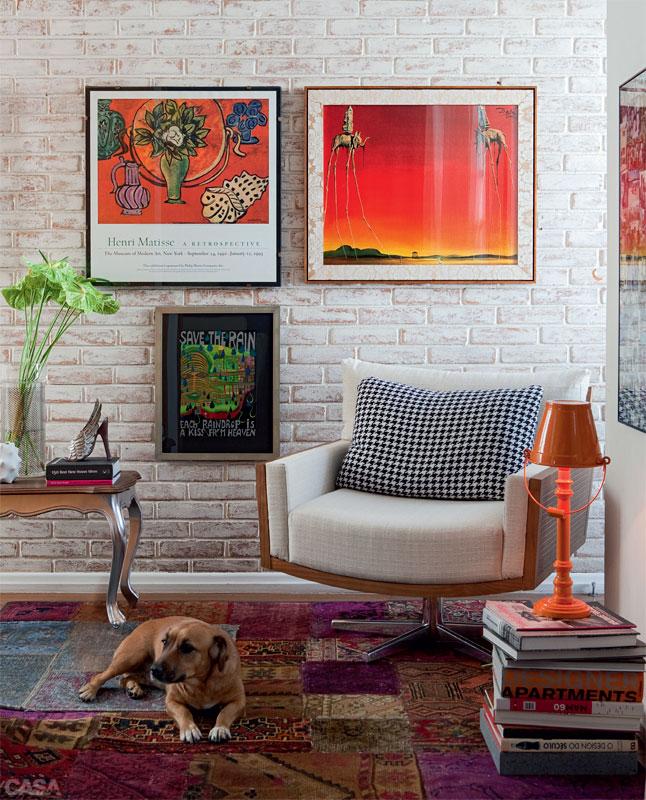 decoracao tijolo branco : decoracao tijolo branco:Blog de Decoração Perfeita Ordem: Tijolinho à vista  Ideias para
