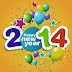 Wish you Happy New Year 2014