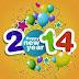 Wish you Happy New Year 2014
