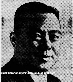 Portrait of Ong Boon Tat