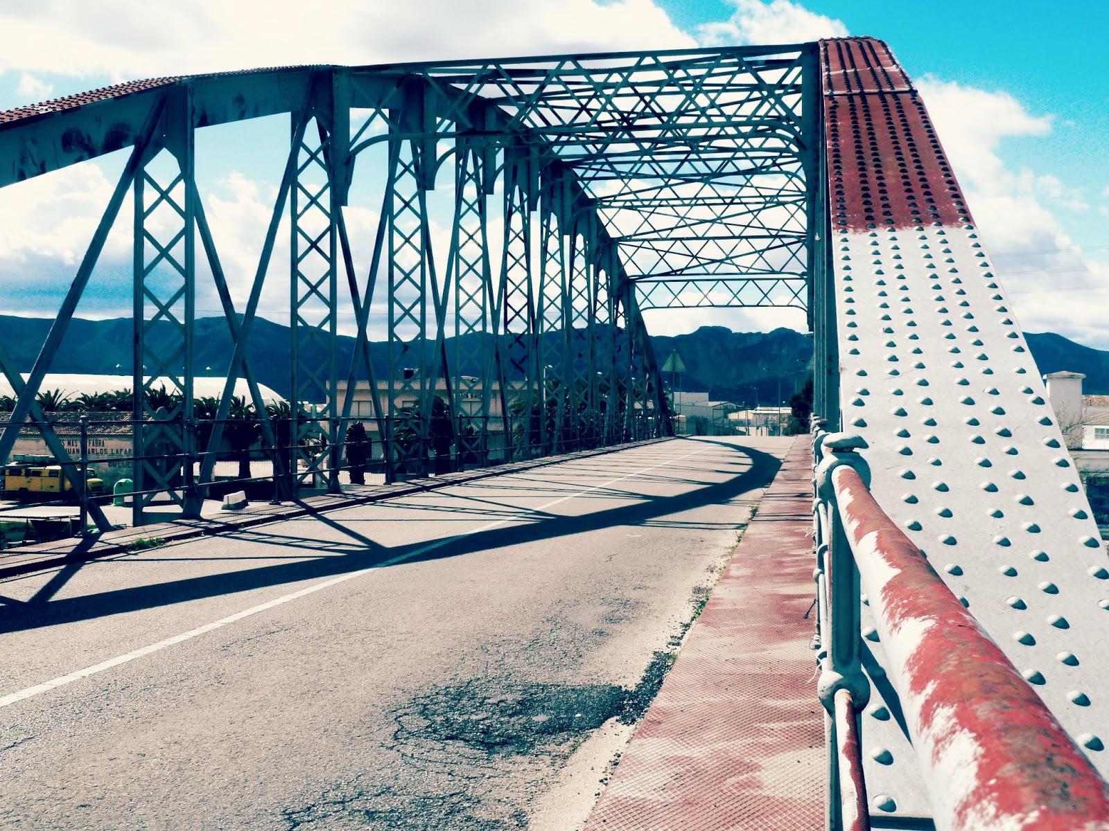 puente sobre el Xúquer