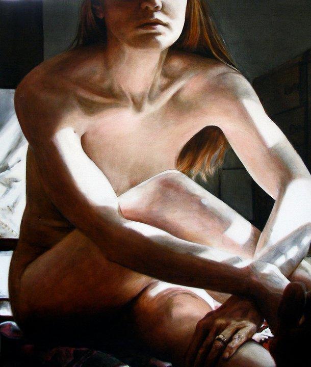 Victoria Selbach | American Figurative painter