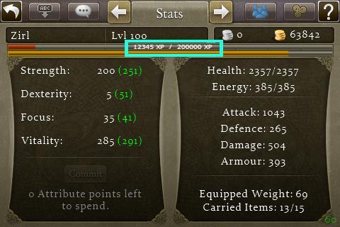 De-leveling in MMORPGs