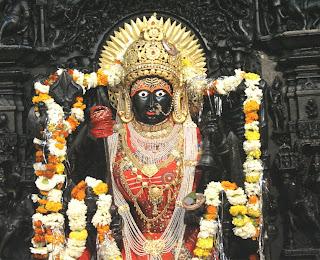 Alampallam Agraharam  Tripura Sundari Temple Banswara Rajasthan