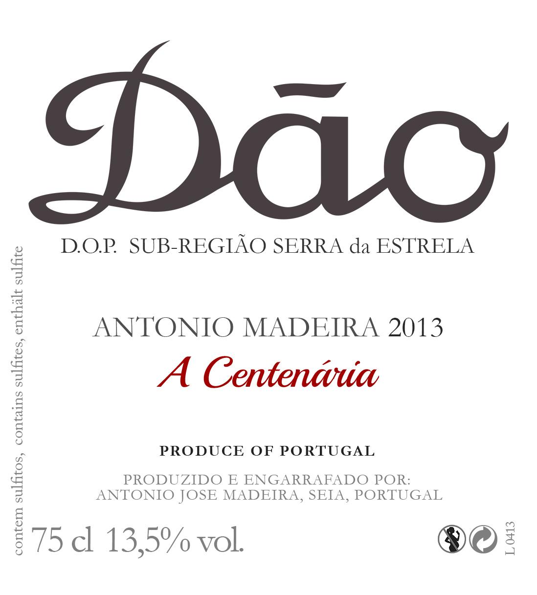 A Centenaria 2013