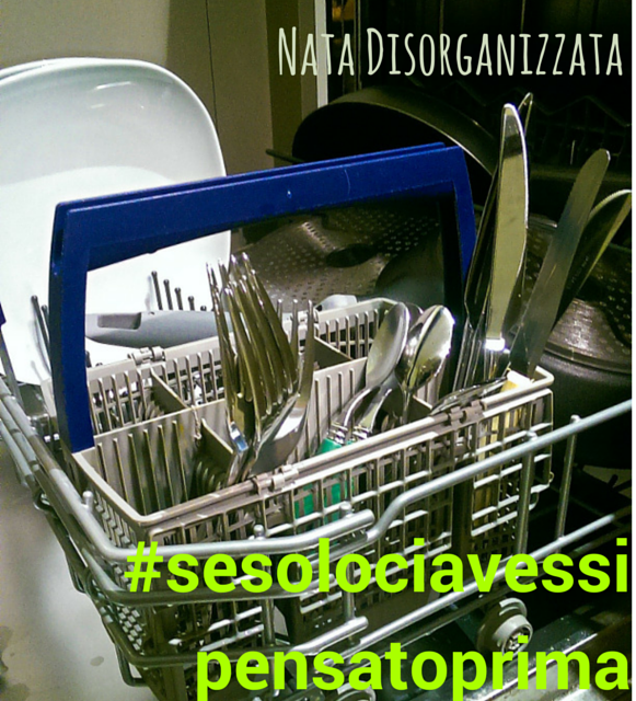 posate in lavastoviglie