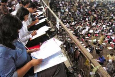 Nilai Passing Grade Tes Tkd Cpns Ditetapkan 250