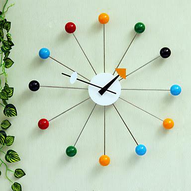 Reloj de pared Bolas de Colores